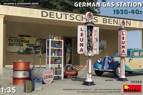 35598 Немецкая заправка 1930-1940-х годов - MiniArt 1:35