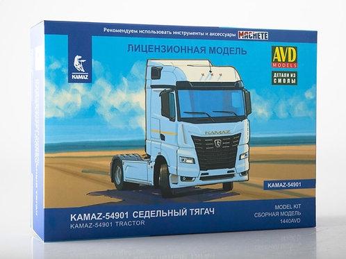 Седельный тягач КАМАЗ-54901 - AVD Models 1/43 1440AVD 1440