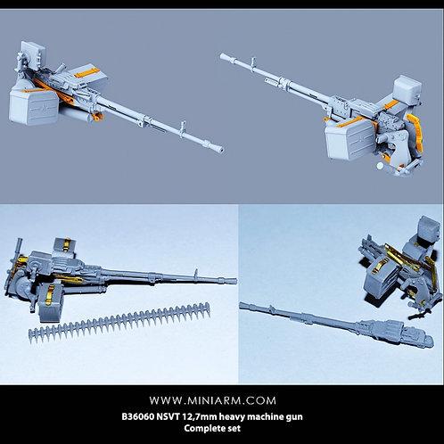 """35060 MINIARM Танковый пулемет НСВТ 12,7-мм """"Утес"""" - b35060 1/35"""