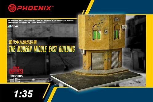 Улица и городской дом на Ближнем Востоке - Phoenix Models 1/35 HQ35005