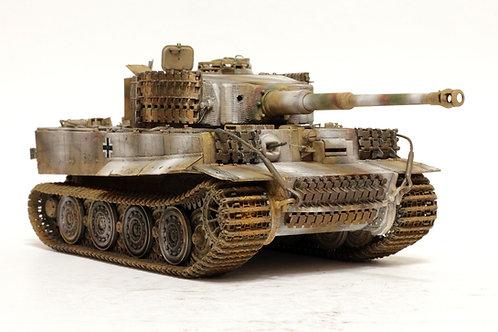 """Танк """"Тигр"""", авторская модель 1/35"""