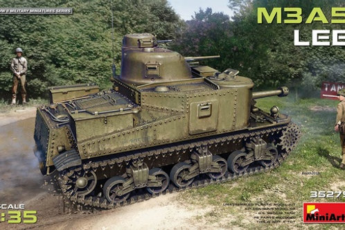 35279 MiniArt 1/35 Американский танк M3A5 Lee (Ли), без интерьера