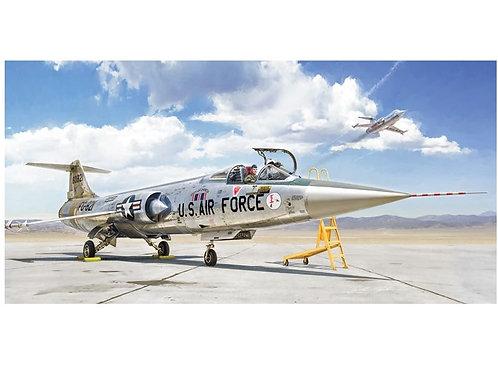 F-104 A/C Starfighter - Italeri 1:32 2515
