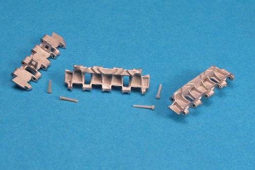 MTL-35001 MasterClub 1/35 Траки наборные железные для Panther Ausf. A / G