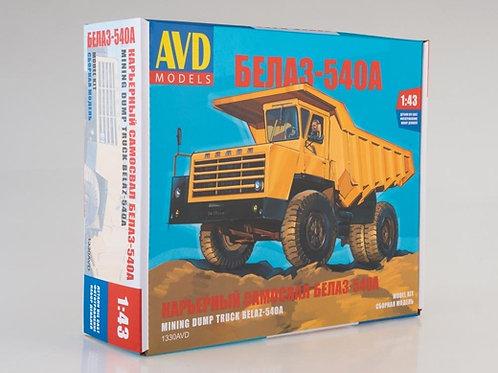 Карьерный самосвал БЕЛАЗ-540А - AVD Models 1330AVD 1:43