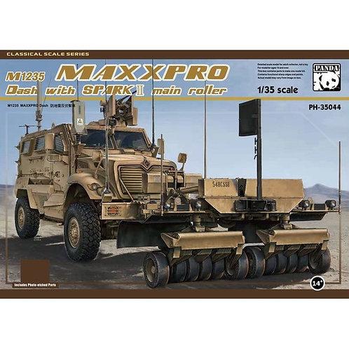M1235 MaxxPro Dash w/SparkII Mine Roller -Panda 1:35 PH35044
