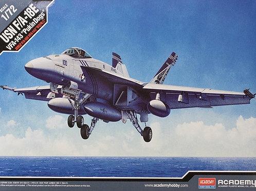"USN F/A-18E VFA-143 ""Pukin Dogs"" Academy 1:72 12547"