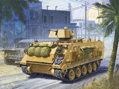 """Американский БТР в Ираке M113A3 """"IRAQ 2003"""" - Academy 13211 1:35"""