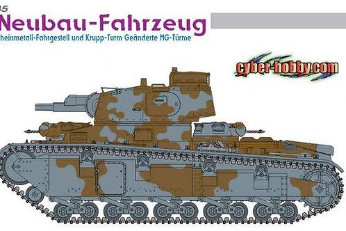 NBFZ Neubau-Fahrzeug Rheinmetall-Fahrgestell - Dragon 6666 1/35