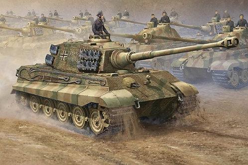 German Sd.Kfz. 182 King Tiger (2 in 1) - Trumpeter 1:16 00910
