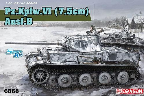 Pz.Kpfw.VI (7.5cm) Ausf. B - Dragon 1:35 6868 - предзаказ