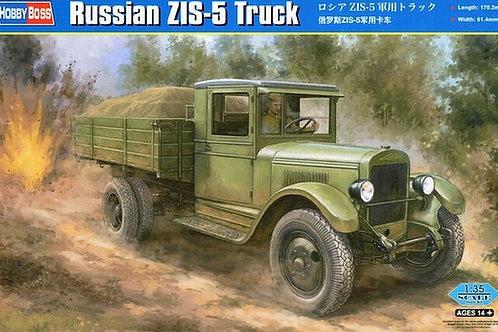 Советский грузовик ЗиС-5 - Hobby Boss 83885 1:35