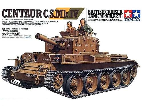 Centaur C.S. Mk.IV British Cruiser Tank Mk.VIII,A27L - Tamiya 1:35 35232