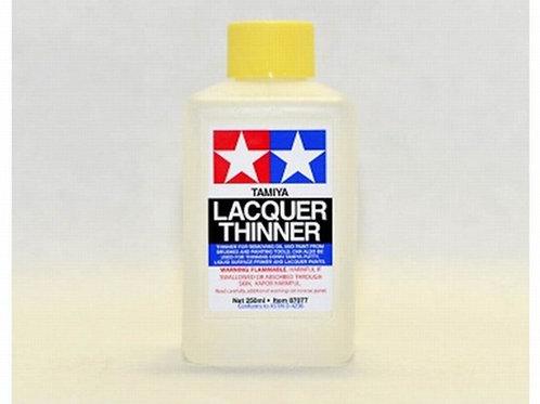 Растворитель для жидкой грунтовки и шпаклевки, для чистки, 250 мл - Tamiya 87077