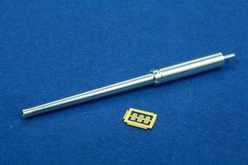 35B98 RB Model 1:35 Точеный ствол 37mm M6 L/56.6 Barrel for M8 Greyhound