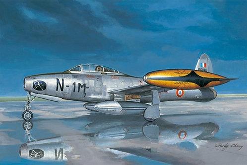 Американский самолет F-84G Thunderjet - Hobby Boss 1:32 83208