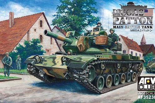 Танк Паттон M60A2 Patton Main Battle Tank - AFV Club 1:35 AF35230