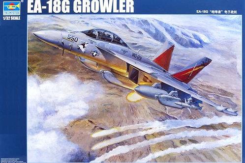 (под заказ) Самолет EA-18G Growler - Trumpeter 1:32 03206