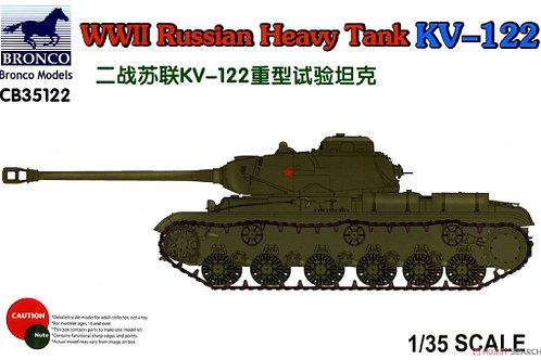 Советский тяжелый танк КВ-122 - Bronco 1:35 CB35122