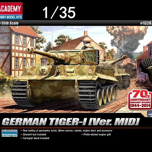 Танк Тигр (основная серия), Нормандия 1944 - Academy 1:3513287