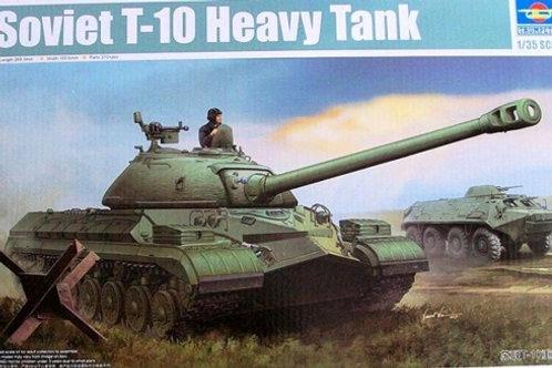 Советский танк Т-10 - Trumpeter 05545 1:35