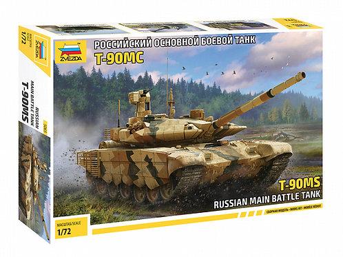 5065 Звезда 1/72 Российский ОБТ Т-90МС