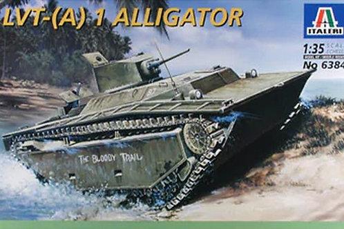 LVT-(A) 1 ALLIGATOR - Italeri 1:35 6384