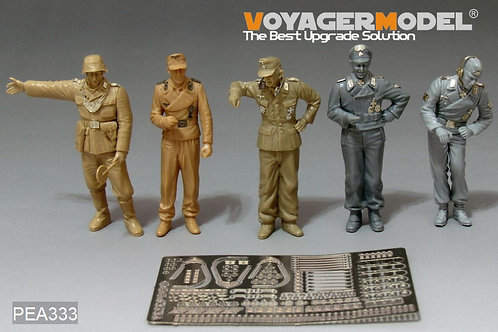 (под заказ) PEA333 Voyager Model 1:35 WWII German Soldiers Insignia (GP)