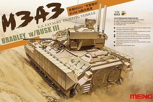 (под заказ) M3A3 Bradley w/BUSK III - Meng Model 1:35 SS-006