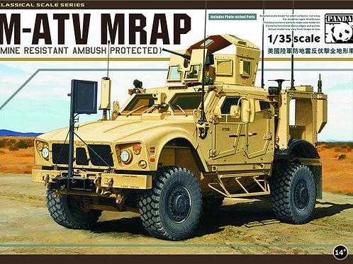 (под заказ) M-ATV MRAP - Panda Hobby PH35001 1:35