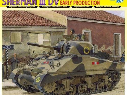 (под заказ) Sherman III DV Early Production - Dragon 6573 1:35