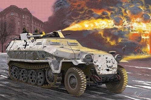 Sd.Kfz.251/16 Ausf.C Flammpanzerwagen - Dragon 1:35 6864
