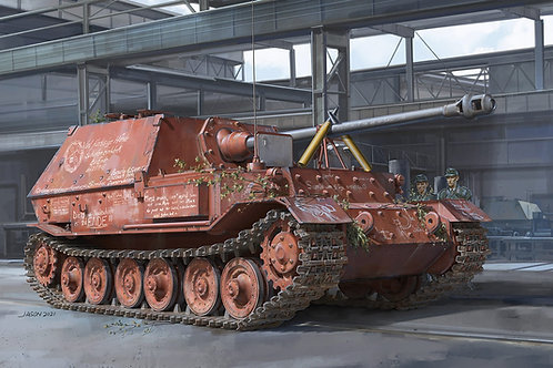 Ferdinand Jagdpanzer Sd.kfz.184 No 15100 - Amusing Hobby 1:35 35A044