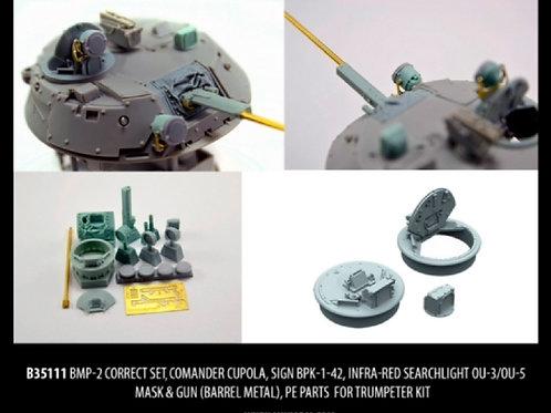 MINIARM B35111 БМП-2 корректирующий набор 1/35