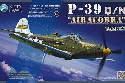 (под заказ) Истребитель P-39Q/N Airacobra - KH32013 Kitty Hawk 1/32