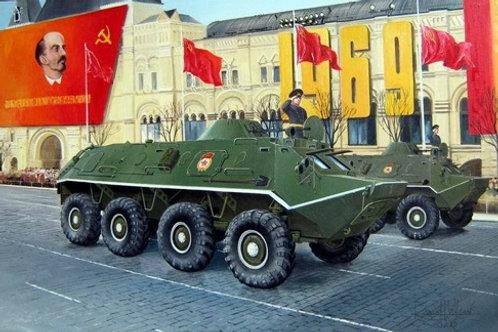 Советский бронетранспортер БТР-60ПБ - Trumpeter 01544 1/35
