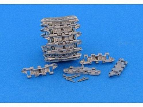 Merkava Mk.I траки металл Меркава Мк1 и Гибрид - MasterClub MTL-35201 1:35