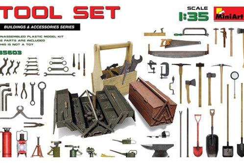 35603 MiniArt 1/35 Набор инструментов TOOL SET