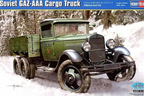 Советский грузовик ГАЗ-ААА - Hobby Boss 83837 1:35
