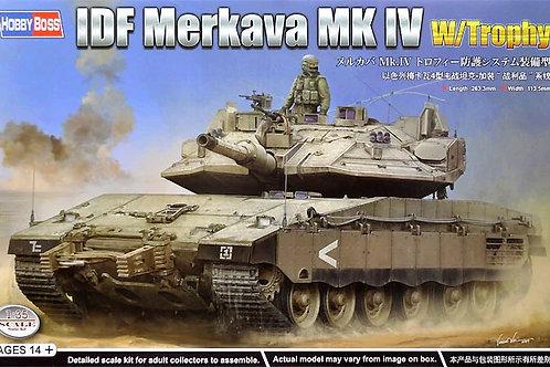 IDF Merkava Mk IV w/Trophy - Hobby Boss 1:35 84523