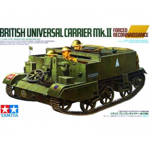 British Universal Carrier Mk.II Forced Reconnaissance - Tamiya 1:35 35249