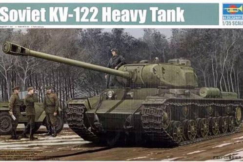 Советский танк КВ-122 - Trumpeter 01570 1/35