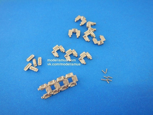 Траки металл Sd.Kfz 250 - MTL-35250 MasterClub 1/35