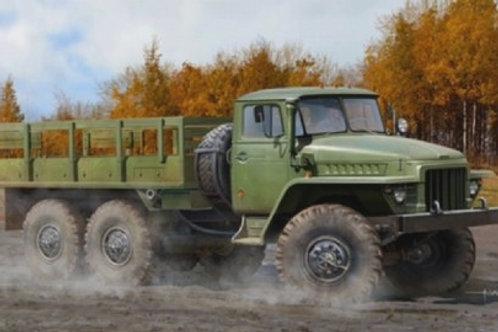 Советский грузовик Урал-375Д - Trumpeter 01027 1:35