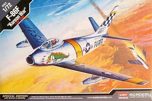 """Истребитель F-86F """"Korean War"""" Special Edition - Academy 1:72 12546"""