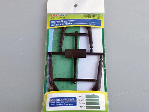 Зажимы 2 шт для наждачки / Flexible File Holder - 09930 Master Tools