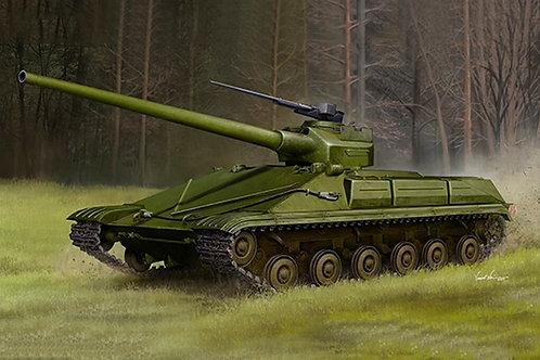 (предзаказ) Объект 450 Советский танк Т-74, Soviet T-74 - Trumpeter 1:35 09580