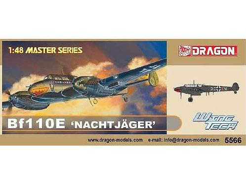 Самолет Messerschmitt Bf-110E Nachtjäger - Dragon 1:48 5566