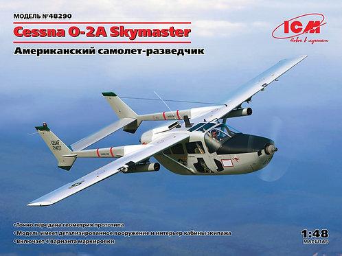 ICM 48290 1/48 Американский самолет-разведчик Cessna O-2A Skymaster