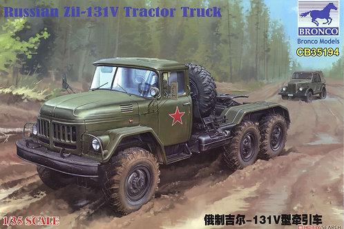 Советский седельный тягач 131В - Bronco Models CB35194 1:35